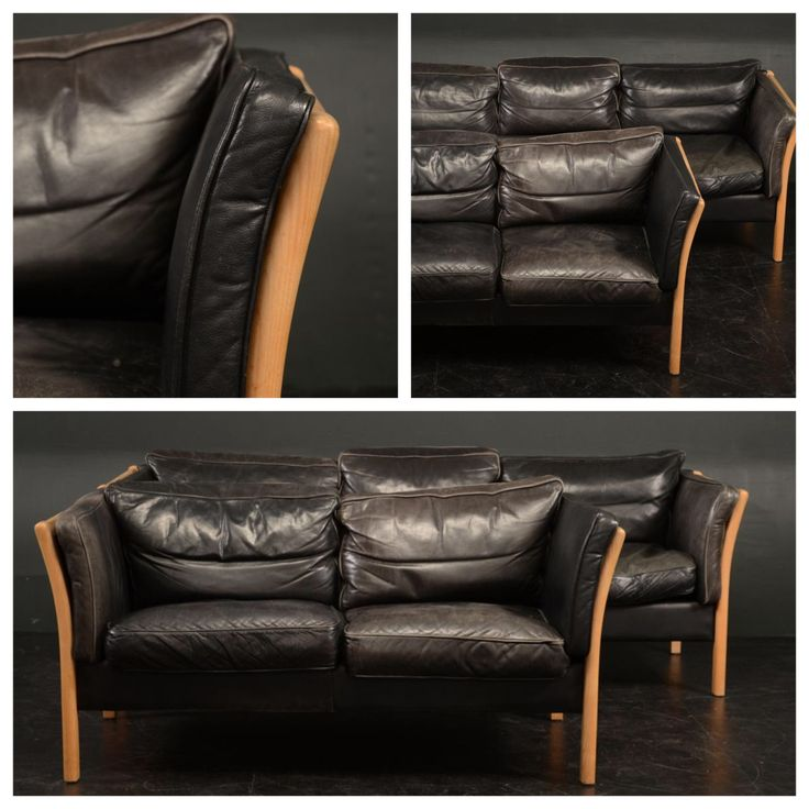 Danish leather sofas