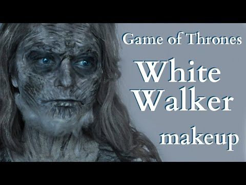 GAME OF THRONES White Walker makeup tutorial - http://47beauty.com/game-of-thrones-white-walker-makeup-tutorial-2/   				  https://www.avon.com/?repid=16581277  Super cute look from Game of Thrones. Enjoy, thumbs up, comment and subscribe!  FOLLOW ME ON MY SOCIAL MEDIA: Facebook: https://www.facebook.com/pages/Makent… Twitter: https://twitter.com/makenta_ Instagram: http://instagram.com/makenta_ Blog: http://makenta.blogspot.com All songs are from the Youtube Music Lib