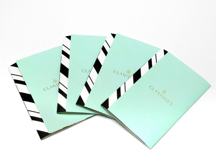 Claridge's Brandbook