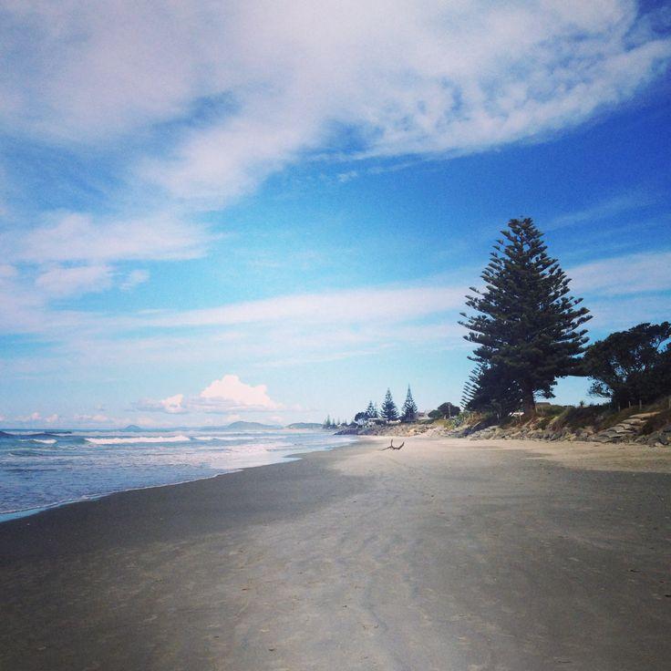 Waihi Beach, NZ.