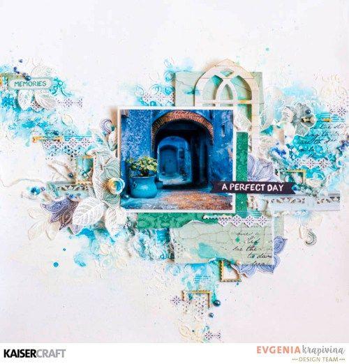 Kaisercraft | Ubud Dreams | Evgenia Krapivina