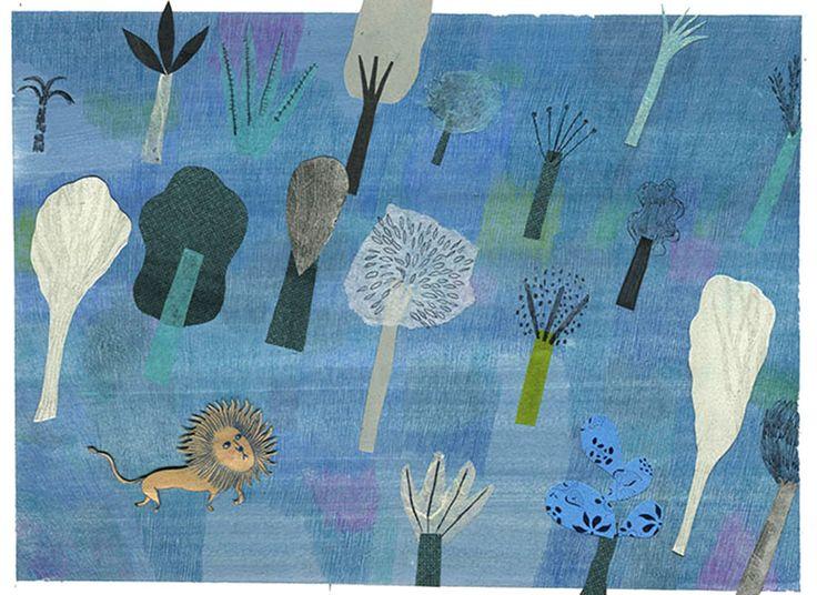 #Illustration calling meets IRENE SERVILLO