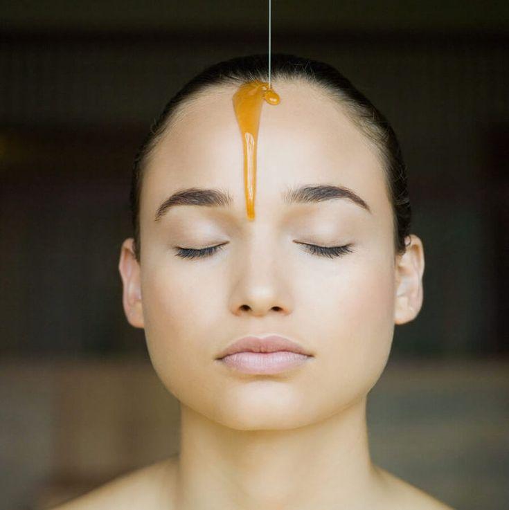 Медовый массаж лица: благотворное действие на весь организм