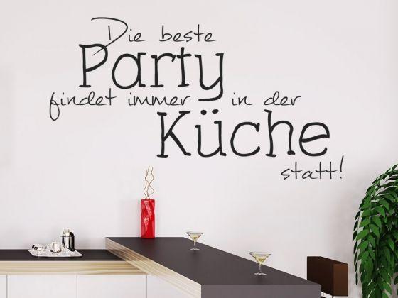 Más de 25 ideas increíbles sobre Sprüche für die wand en Pinterest - sprüche für die küchenwand
