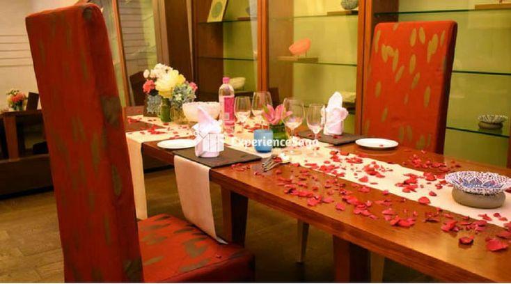 Valentine's Special Private Dinner at Vivanta by Taj Dwarka Delhi | Places to …