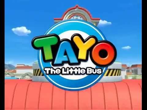 Theme Song Zona Ceria RTV : Tayo - YouTube