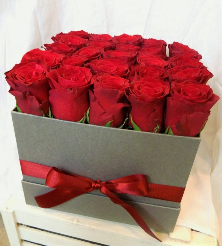 Kwadratowy flowerbox. Kwiaty w pudełku, tym razem kwadratowym.