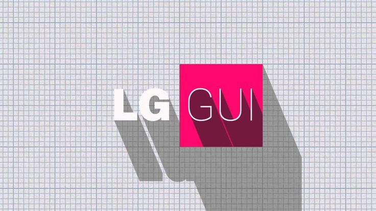 LG G3 : Graphic User Interface