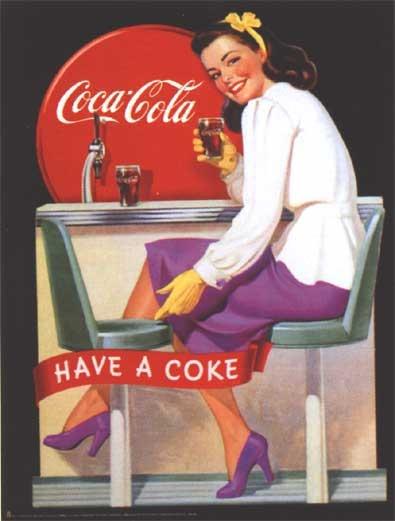 love coca cola decor