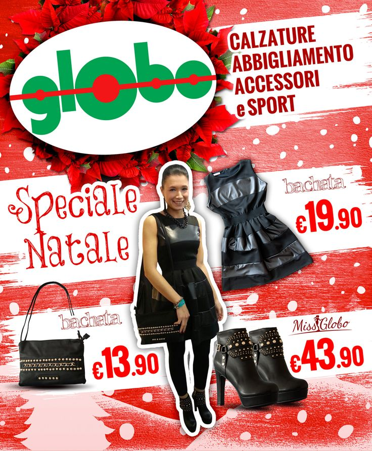 Si avvicina il #Natale che da Globo è più speciale!!