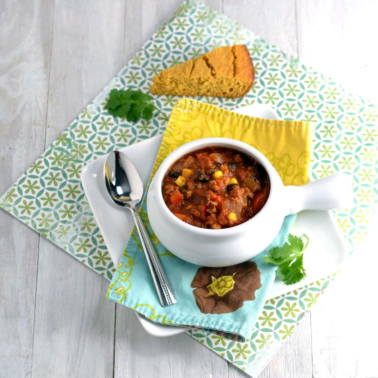 Cara's Cravings » Recipe for Turkey Pumpkin Chili