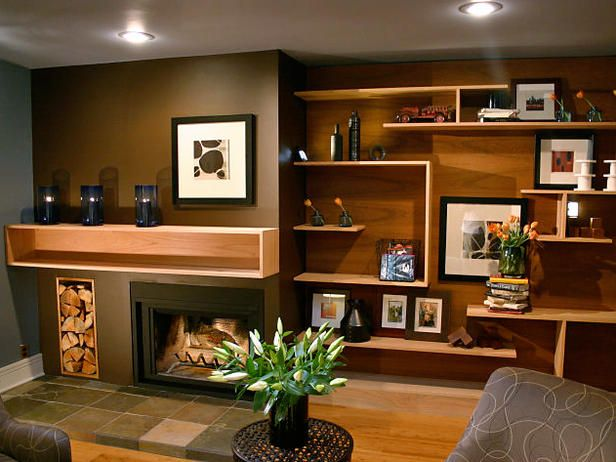 Beautiful Shelves: Merging Function With Style : Page 02 : Decorating : Home & Garden Television