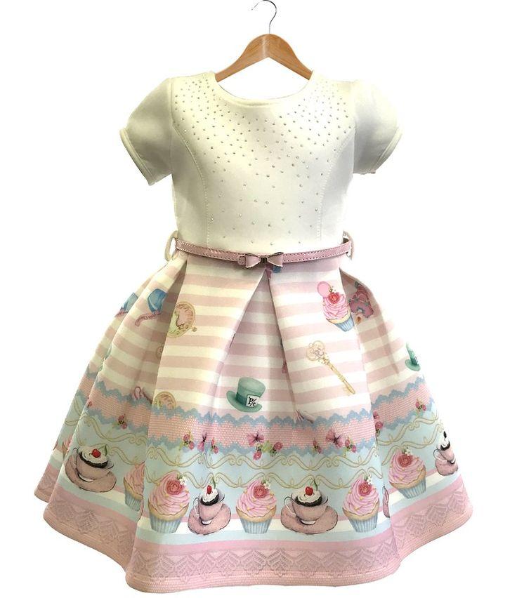 Vestido Alice Petit Cherie - Comprar em Très Bébé