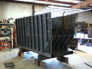 Our steel forms can make 4 different sizes of concrete AquaKlear septic tanks (844) 224-2782 sosonsiteca.com www.BetterThanSeptic.com