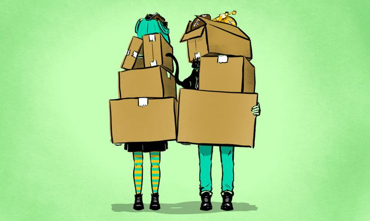 How To Move In With Your Significant Other