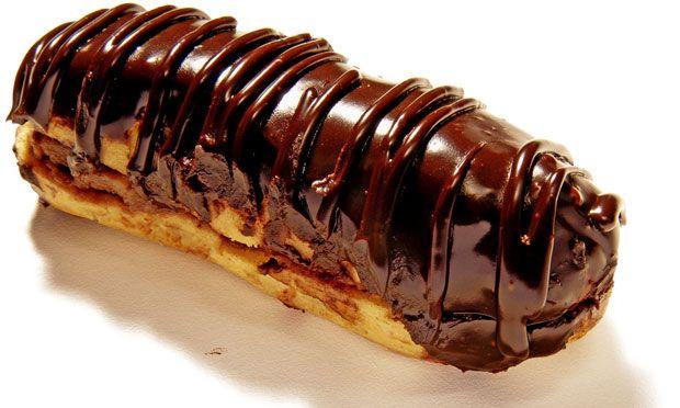 Bomba+recheio=chocolate