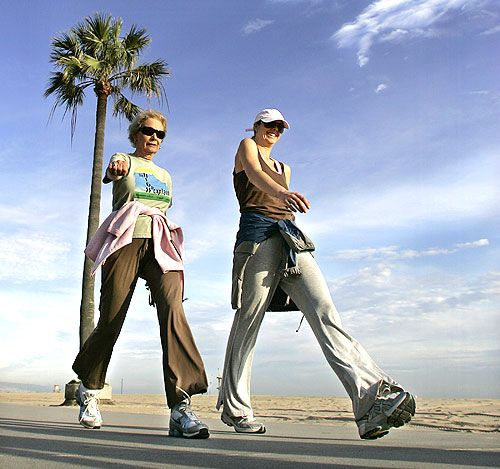 Engage in Walking Exercise