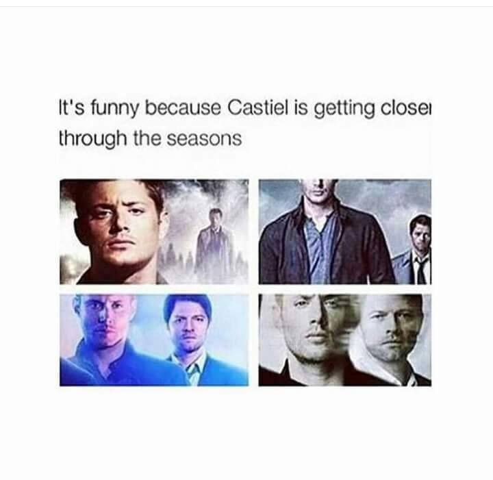 Supernatural Where Do We Go From Here: Hahah Started From The Bottom Now We're Here>>>Does That