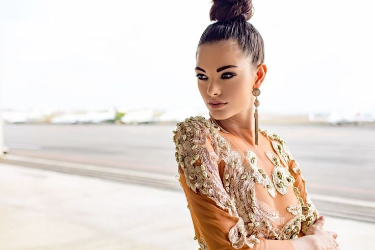 Miss South Africa Demi-Leigh Nel-Peters'Unbreakablecampaign kicks off in September