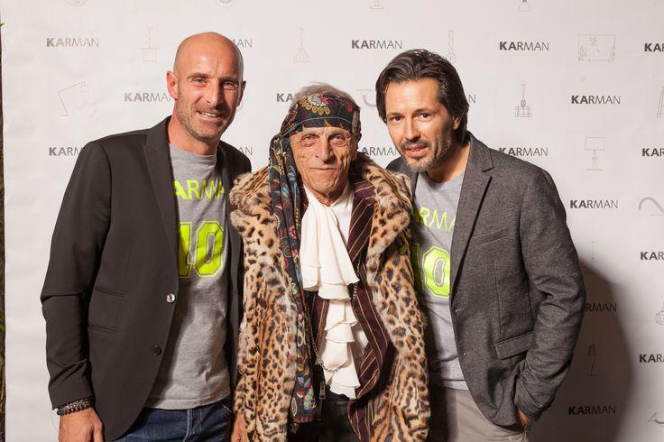 #matteougolini #davidediamantini #rockstar #party #karman