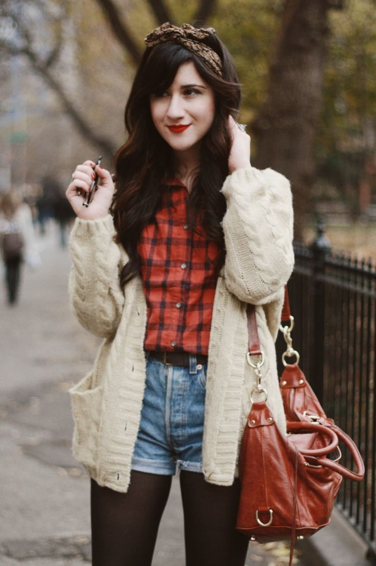 Hipster Fall Layers.