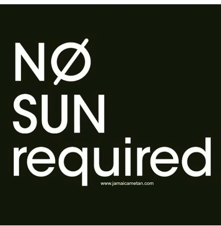 No sun required for a gorgeous tan! Jamaica Me Tan sunless tanning solution is…