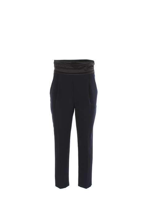 Pantalone Smoking Col. Blu – Berna
