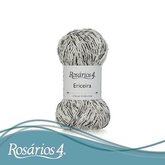 Yarn: Ericeira. #rosarios4 #knitting #knittingyarn #knit #knittingwithrosarios4 #tricot #tricotarcomrosarios4 #trico #diy #hobby #novelo #fiosparatricot #fashion #springsummer by rosarios_4