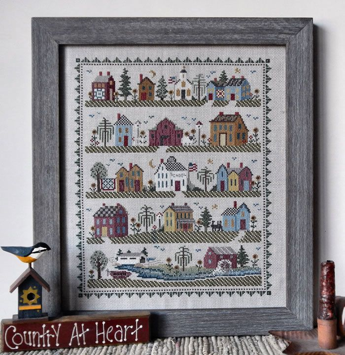 17 Best Images About Linda Myers Cross Stitch On Pinterest