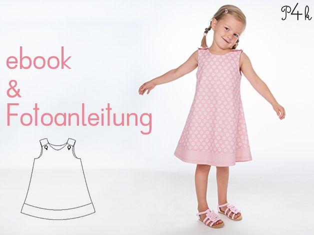 30 best Kindermode images on Pinterest | Schnittmuster, Anleitungen ...