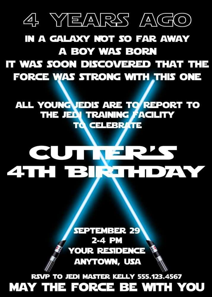 Star Wars / Jedi Training Academy Birthday Party Ideas | Photo 1 of 22 | Catch My Party