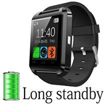 A8 POWER U8 Bluetooth Watch Smart WristWatch Phone Mate for Smartphones Android…
