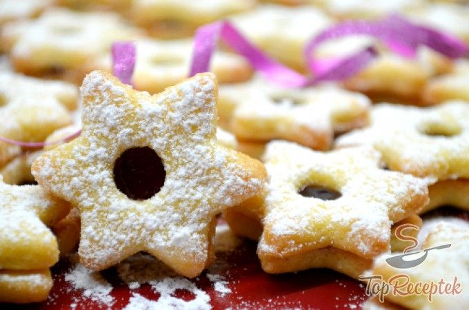 Puha vajas karácsonyi csillagok