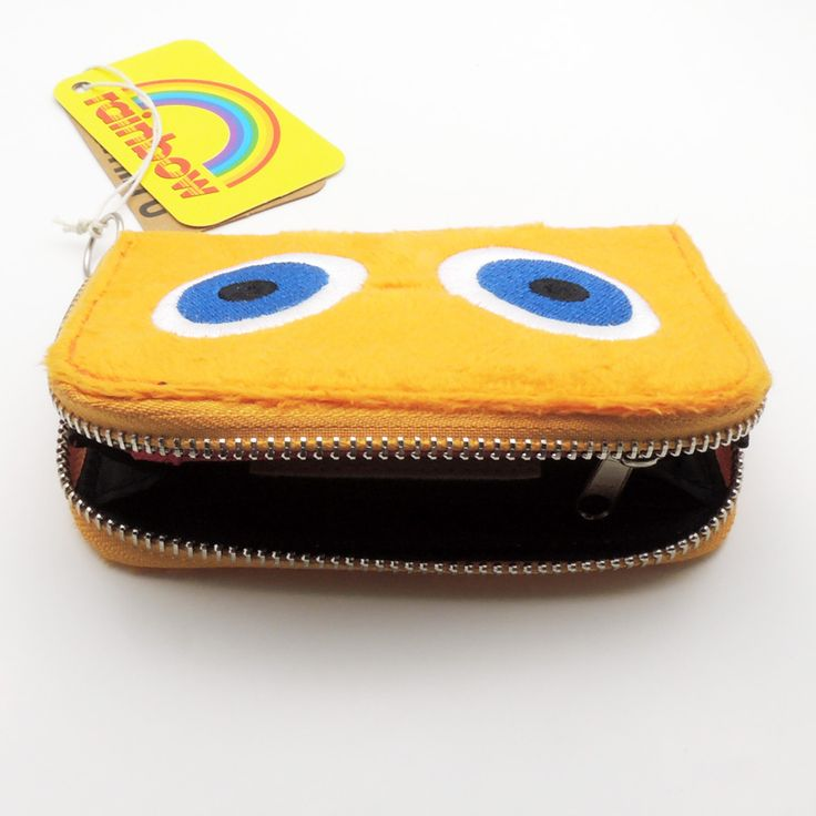 Rainbow ZIPPY purse £11.95 x