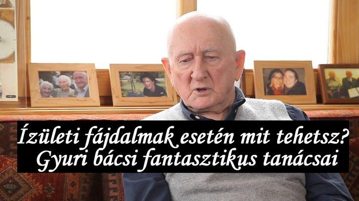 Füves Gyuri bácsi elmondja, mit tanult nagyanyjától az ízületi bántalmakról! Zseniális! - MindenegybenBlog