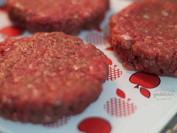 Hambúrguer Caseiro | Gordelícias
