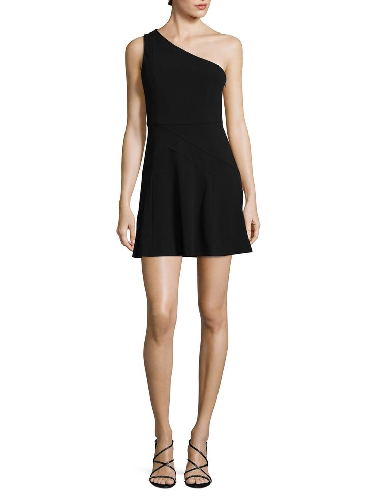 BCBGENERATION SOLID COCKTAIL DRESS. #bcbgeneration #cloth #