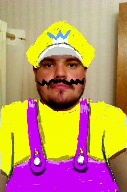 Being Wario - Best Of Snapchat Art