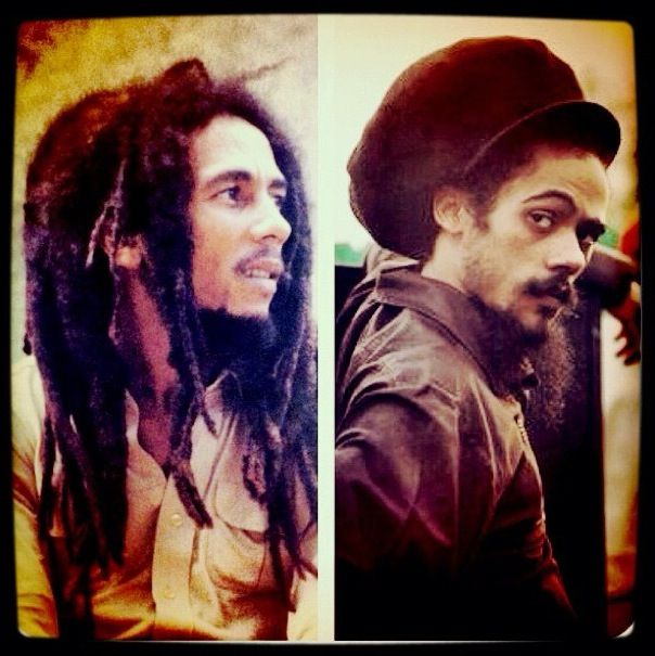 damian marley mother - 604×605