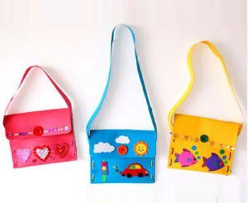 Craft Foam Bag
