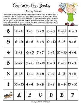 Worksheets Near Doubles Worksheet of near doubles worksheet sharebrowse collection sharebrowse
