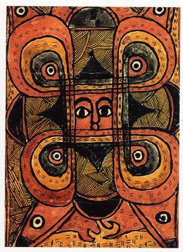 cherubim -Ethiopian healing scrolls