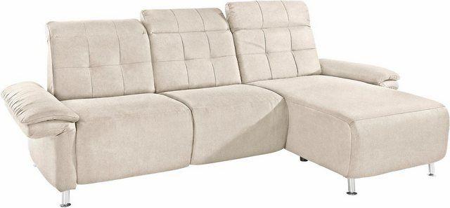 Ecksofa Manhattan 2 Sitze Mit Elektrischer Relaxfunktion Verstellbare Armlehnen Furniture Home Decor Couch