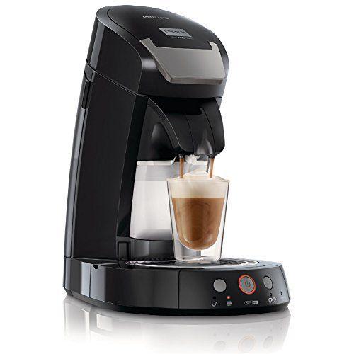 Philips Senseo HD7853Cappuccino Select Coffee Pod Machine 220V + transformer: Produit courant alternatif, tension d'entrée AC 220V, la…