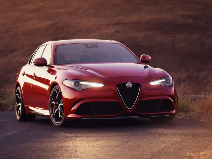 8. Alfa Romeo Giulia: In a world filled with anonymous car design, Alfa Romeo refuses to blend into ... - Alfa Romeo