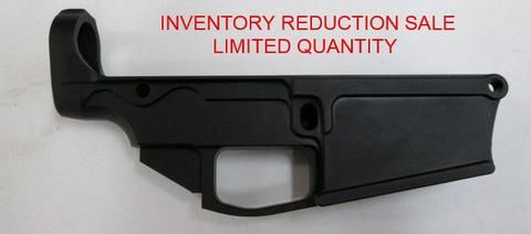 80% 308 Lower receiver Anodized AR10