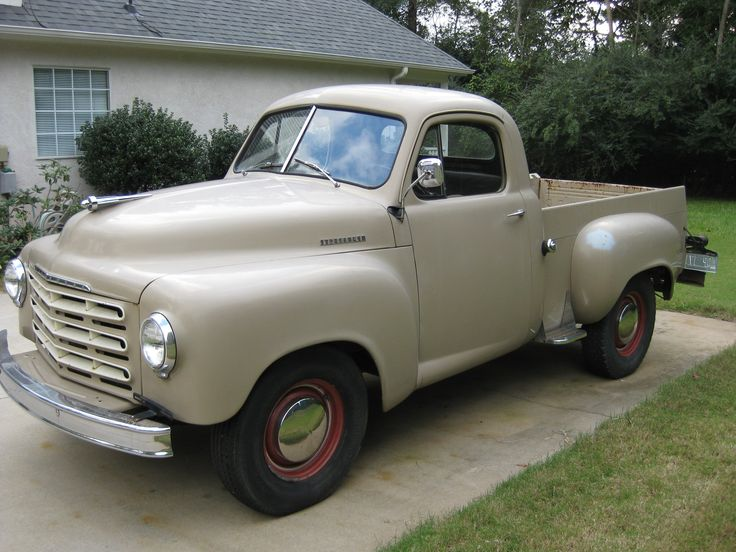 1000 Images About Studebaker Pickup Trucks On Pinterest