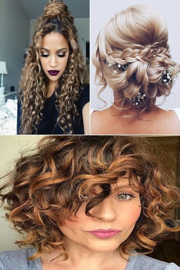 Ladies Curly Hairstyles 2016 A Line Curly Hair How To Style Very Curly Hair Hair Styles Hair Styles 2016 Curly Hair Styles