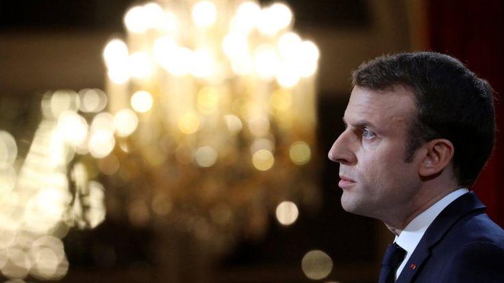 El presidente francés Emmanuel Macron ha anunciado planes para una nueva ley para combatir las llamadas noticias falsas. Dijo que durante las elecciones las redes sociales ...