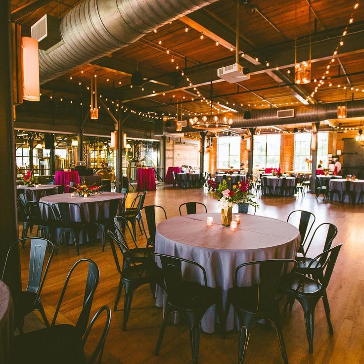 The Rickhouse In Durham Nc Urban Wedding And Reception Venue With An Elegantly